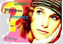 Гормональные нарушения у женщин, Свободные радикалы,  Женские половые гормоны
